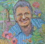 A Postage Stamp Portrait