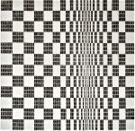 Tribute to Bridget Riley