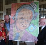 Ron Atkinson and his portrait