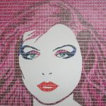 Pink Blondie  -SOLD