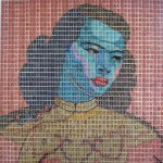 Tribute to Tretchikoff - Oriental Lady -NOT AVAILABLE