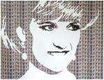 Postage Stamp Portrait - landscape