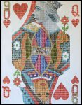 The Queen of Hearts  -SOLD
