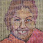 Postage Stamp Portrait