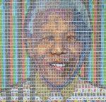Nelson Mandela -SOLD