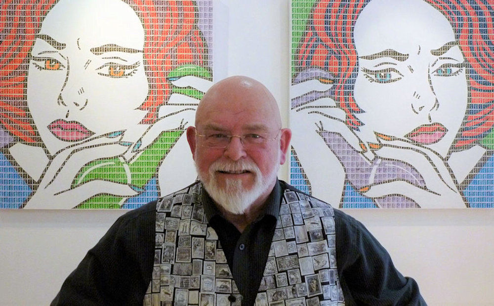 Talk Talk - a tribute to Roy Lichtenstein